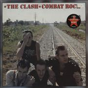 Click here for more info about 'The Clash - Combat Rock'