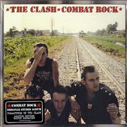 Click here for more info about 'The Clash - Combat Rock - Sealed'