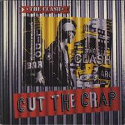 Click here for more info about 'The Clash - Cut The Crap'