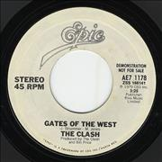 Click here for more info about 'The Clash - Gates Of The West - EX'