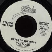Click here for more info about 'The Clash - Gates Of The West'