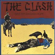 Click here for more info about 'The Clash - Give 'Em Enough Rope - 180gm'