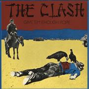 Click here for more info about 'The Clash - Give 'Em Enough Rope - 1st - EX'