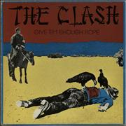 Click here for more info about 'The Clash - Give 'Em Enough Rope - VG'