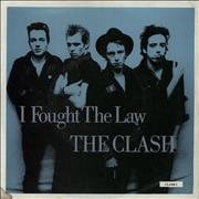 Click here for more info about 'The Clash - I Fought The Law - EX'