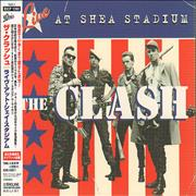 Click here for more info about 'The Clash - Live At Shea Stadium + Press Release'
