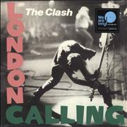 Click here for more info about 'The Clash - London Calling - 180 Gram - Opened Stickered Shrink'