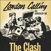 Click here for more info about 'The Clash - London Calling - EX'