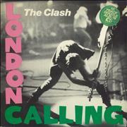 Click here for more info about 'London Calling - Gold promo stamped'