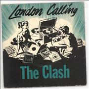 Click here for more info about 'The Clash - London Calling - Green sleeve - EX'