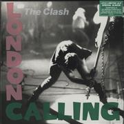 Click here for more info about 'The Clash - London Calling - Limited Special Sleeve'