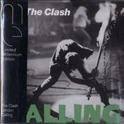 Click here for more info about 'The Clash - London Calling - Millenium Edition'