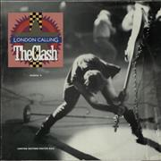 Click here for more info about 'The Clash - London Calling - Poster Sleeve'