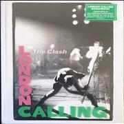 Click here for more info about 'The Clash - London Calling - Scrapbook'