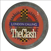 Click here for more info about 'The Clash - London Calling - Tin'
