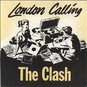 Click here for more info about 'The Clash - London Calling - Yellow Sleeve - EX'