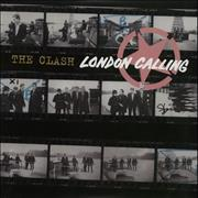 Click here for more info about 'The Clash - London Calling (2012 Mix) - RSD12'