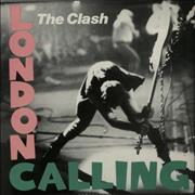 Click here for more info about 'The Clash - London Calling + Lyric Inserts'