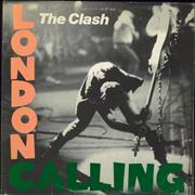 Click here for more info about 'The Clash - London Calling'