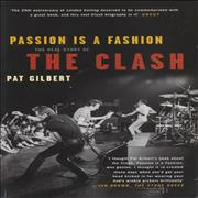 Click here for more info about 'The Clash - Passion Is A Fashion: The Real Story Of The Clash'