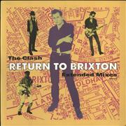 Click here for more info about 'The Clash - Return To Brixton - EX'