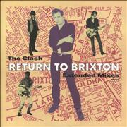 Click here for more info about 'The Clash - Return To Brixton'