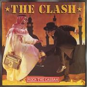 Click here for more info about 'The Clash - Rock The Casbah + Stickers'