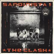 Click here for more info about 'The Clash - Sandinista! - 1st - Stickered - EX'