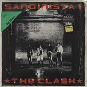 Click here for more info about 'The Clash - Sandinista! - 1st - Stickered - Shrink'