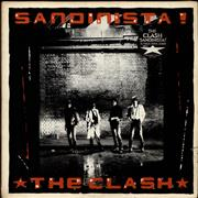 Click here for more info about 'The Clash - Sandinista! - 1st - Stickered - VG'