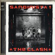 Click here for more info about 'The Clash - Sandinista'