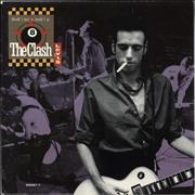 Click here for more info about 'The Clash - Should I Stay Or Should I Go - EX'