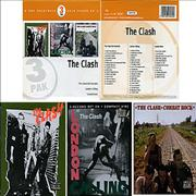 Click here for more info about 'The Clash - The Clash - 3 Pak'