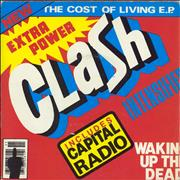 Click here for more info about 'The Clash - The Cost Of Living EP - EX'