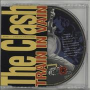 Click here for more info about 'The Clash - Train In Vain - Picture CD'