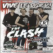 Click here for more info about 'The Clash - Vive Le Rock'