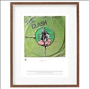 Click here for more info about 'The Clash - White Man In Hammersmith - SuperSizeArt Numbered Print'