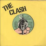 Click here for more info about 'The Clash - (White Man) In Hammersmith Palais - Yellow'