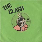 Click here for more info about 'The Clash - (White Man) In Hammersmith Palais - Green'