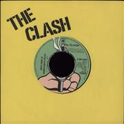 Click here for more info about 'The Clash - (White Man) In Hammersmith Palais - Yellow - Wide'