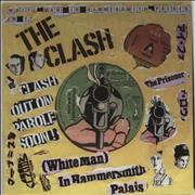 Click here for more info about 'White Man In Hammersmith Palais - Punk Art Sleeve'