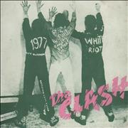 Click here for more info about 'The Clash - White Riot - P/S - EX'