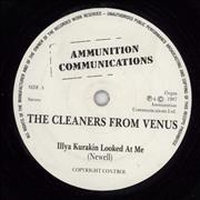Click here for more info about 'The Cleaners From Venus - Illya Kuryakin Looked At Me'