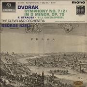 Click here for more info about 'The Cleveland Orchestra - Dvorák: Symphony No. 7 (2) in D Minor, Op.70 / R. Strauss: Till Eulenspiegel'