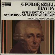 Click here for more info about 'The Cleveland Orchestra - Haydn: Symphony No.93 in D and Symphony No.94 in G