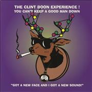 Click here for more info about 'The Clint Boon Experience - You Can't Keep A Good Man Down'