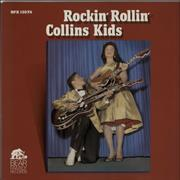 Click here for more info about 'The Collins Kids - Rockin' Rollin' Collins Kids'