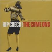 Click here for more info about 'The Come Ons - Hip Check! The Come Ons'