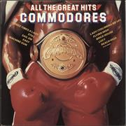 Click here for more info about 'The Commodores - All The Great Hits'