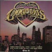 Click here for more info about 'The Commodores - Love Songs'